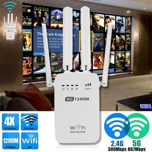 300/1200Mbps Dual-Band 2.4/5G