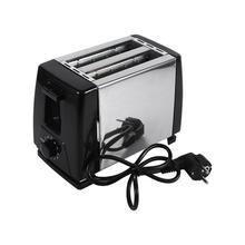 750 Вт 220 В 2 ломтика электрический тостер хлебопечка для завтрака Бытовая хлебопечка горячая распродажа