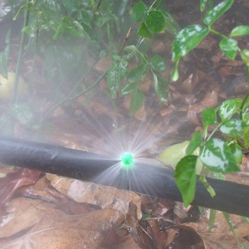 Image 2 - 10 ピース/ロット 360 度噴霧器ガーデン農業散水スプレー芝生 sprinker ミストノズルスプリンクラー灌漑システム -    グループ上の ホーム&ガーデン からの スプレー器 の中