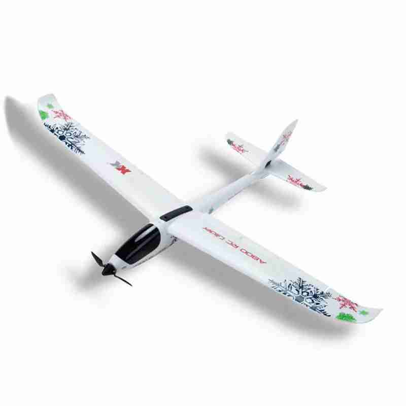 Stabilization RC Airplane XK A800 4CH 780mm 3D6G System Model Airplane Push-speed gliders Fixed Wing Plane For Futaba RTF(China)