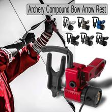 Drop Away Arrow Rest Adjustable Speed Arrow Rest for Archery Compound Bow Right Hand Fall Away Arrow Rest