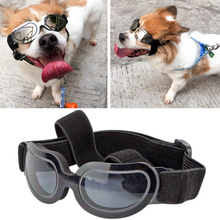 Adjustable Pet Dog Goggles Sunglasses Anti-UV Sun Glasses Eye Wear Protection Waterproof Sunglasses New Arrival все цены