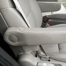 Автомобильное внутреннее сиденье подлокотник ручка микрофибра