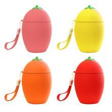 Детская оригинальная бутылка в форме овощей d двухслойная стеклянная бутылка вишня томаты форма чашка для кухонных принадлежностей