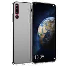 For Huawei Honor Magic 2 Case Silicone Transparent Shockproof Soft TPU Cover 8X 8C Clear