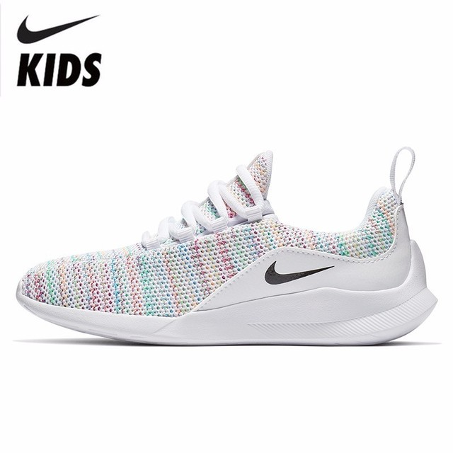2ea99d66d7 NIKE VIALE SPACE DYE (PS) New Arrival Toddler Motion Children's Shoes  Comfortable Running Sneakers #BQ7562-100