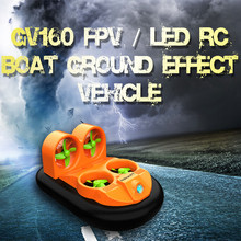 New GV160 2 In 1 RC Boat Hovercraft Grou