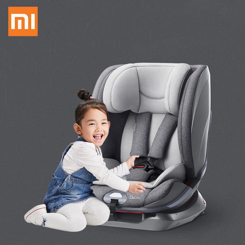 Xiaomi chaîne écologique EU ECE R44/04 ISOFIX loquet Standard bébé siège de voiture siège de sécurité rehaussement retour et changement pour 9M-12Y