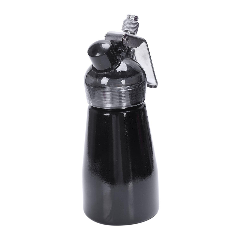 Алюминиевый диспенсер для крема 250 мл, блендер для гурманов, декоративная насадка из нержавеющей стали и пластиковая Кондитерская трубка