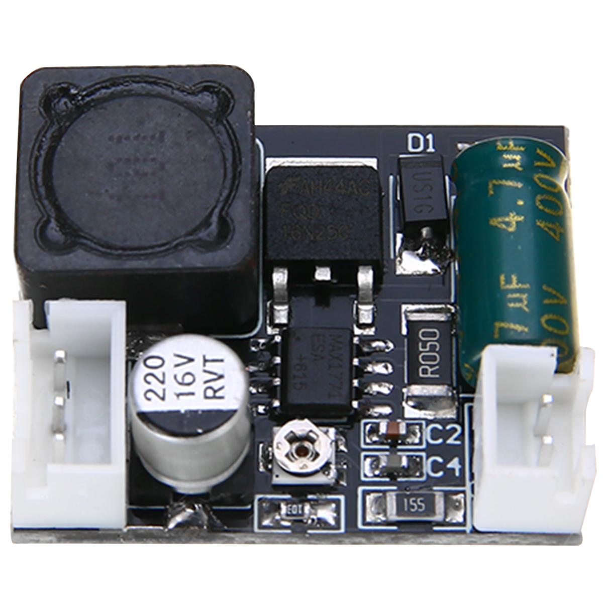 New Durable  39*29*12mm DC High Voltage Boost Power Supply Module Adjustable 150-220V For Nixie Glow Tube Bell