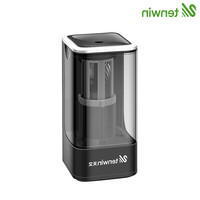 NEW TENWIN Stationery School Supplies Automatic Electric Pencil Sharpener Office Accessories WJ XXWJ87 Affordable