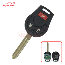Kigoauto H0561-C993A Remote key 2+1 button 434Mhz CWTWB1U751 with 46 chip for Nissan Altima Maxima Murano 2008 - 2013 maxima style xl 2 в 1