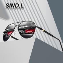 Mens / Womens Pilot Polarized Sunglasses UV400 Lens Alloy Classic Designer Glasses Accessories Fashion SL011