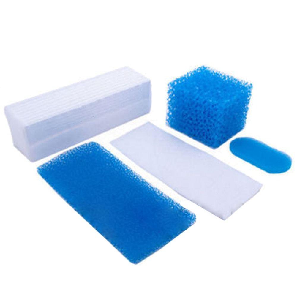 5 Stks/set Hepa Filter Kit Voor Thomas Twin Genius 787203 Stofzuiger Onderdelen Nieuwe