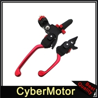 IGP Profile Pro Folding Clutch Brake Lever For Atomik SSR Chinese Pit Dirt Bike Thumpstar Explorer WPB DHZ