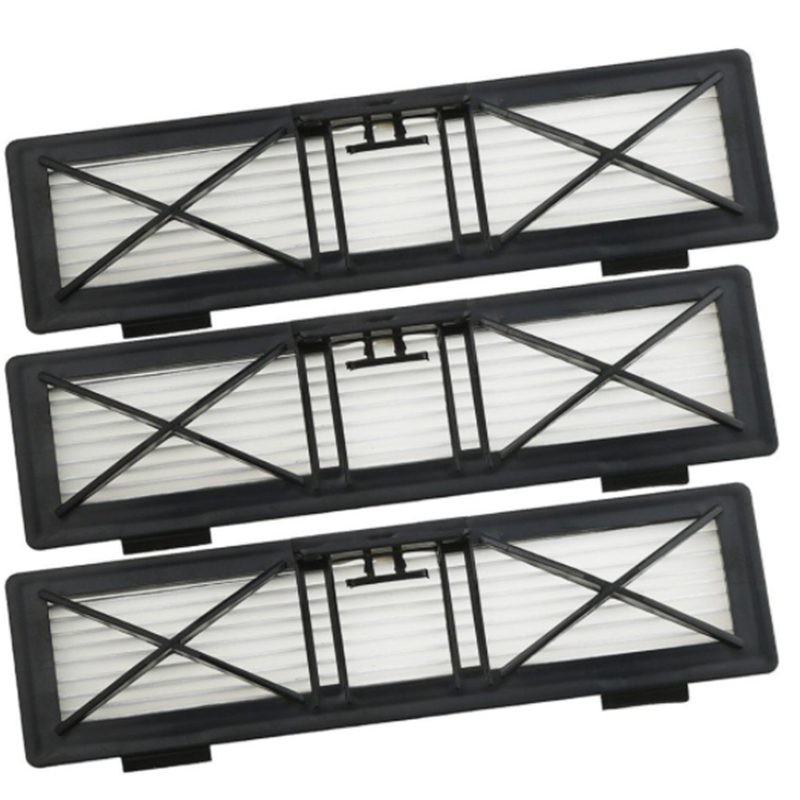5Pcs/Lot Hepa Filter For Neato Botvac Connected D5 D3 Ultra Performance Filters Replaces For Neato D Series D70 70E 75 80 85