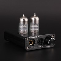 PJ.MIAOLAI M1 music fever recommended HiFi PC USB tube amp tube preamp amplifier portable headphone power amplifier