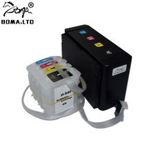 Hoyonging Continuous ink supply system for Hp940 CISS for HP 940 for HP Officejet Pro8500 8000 цены онлайн