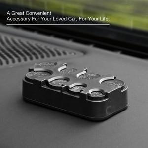 Image 5 - Car Interior Coin Holder Case Storage Box Container Dispenser Organizer (For Euro Coins)