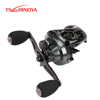 TSURINOYA Fishing Reel BRONTOSAURUS 3000 Full Metal Bait Casting Reel 6.3:1 9+1BB 10KG Drag Power Saltwater Fishing Lure Reel
