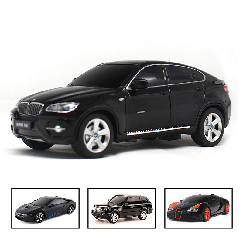 Rastar 1:24 Mini Remote Control Car RC Car Boys Toys Radio Control Cars Toys For Kids(China)