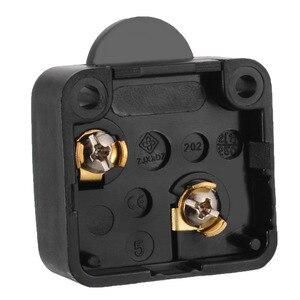 Image 4 - 1 adet 32*34*14 cm otomatik sıfırlama anahtarı 202A dolap dolap ışığı anahtarı kapı kontrol mobilya dolap ev anahtarları