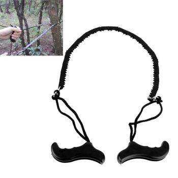 48cm Outdoor Survival Pocket Chain Saw Hand Chainsaw Camping Hiking Hunting Outdoor Emergency Kits 4