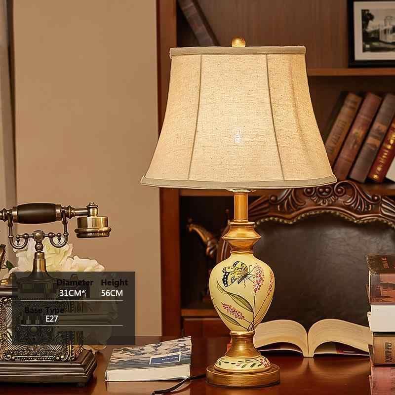 Лампа Tischlampe Abajour taflamamp Art Fille Chambre Deco Abajur Quarto Para El Dormitorio Lampara De Mesa настольная прикроватная лампа