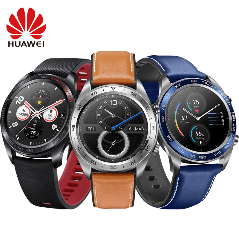 Original Huawei Honor Magic Sport SmartWatch NFC GPS 5ATM WaterProof Heart Rate Sleep Tracker