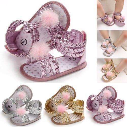Sandalias De Recién Verano Nacido Bebé Suave Niña Suela 0wm8nvn Zapatos lJFKc1T