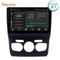 Seicane 10,1 дюймовый hd сенсорный экран Android 8,1 gps навигации Системы Wi Fi Bluetooth автомобиля радио для 2013 2014 2015 2016 Citroen C4