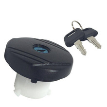Fuel Petrol Locking Tank Filler Cap W/ 2 Keys Lockable For Vw Beetle 1947-2003 191201551 Car Styling Locking Tank New Excellent In Quality