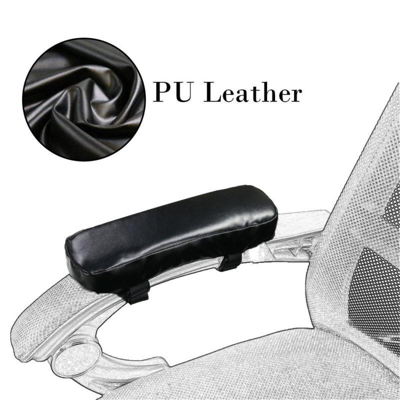 Mat Arm Memory Elbow Cushion Seat Armrest Chair Pads Foam Rest Sponge Cover