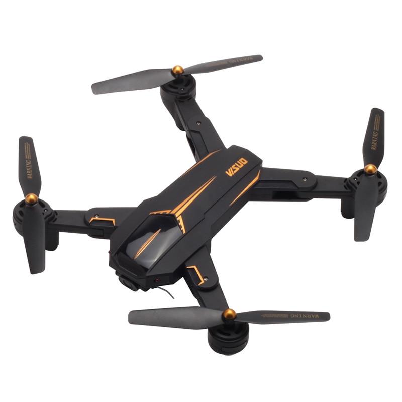 VISUO XS812 GPS RC Drone Met 2MP/5MP HD Camera 5G WIFI FPV Hoogte Houden Een Sleutel Terugkeer quadcopter RC Helicopter-in RC Helikopters van Speelgoed & Hobbies op  Groep 1