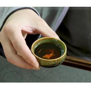 Image 3 - 中国カンフー茶は、セラミック釉薬ティーポット磁器 Teaset ポータブル茶カップ茶道の茶器のためのギフトセット友人