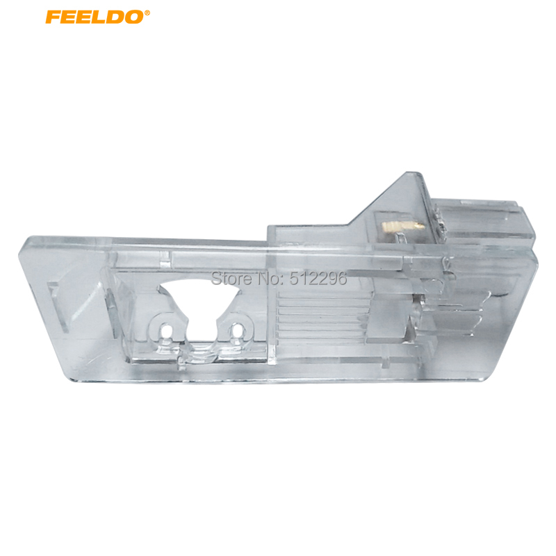 FEELDO Camera Plastic Frame For Renault Dacia Duster(17-present)/Megane IV (16–present) #AM3148-4946