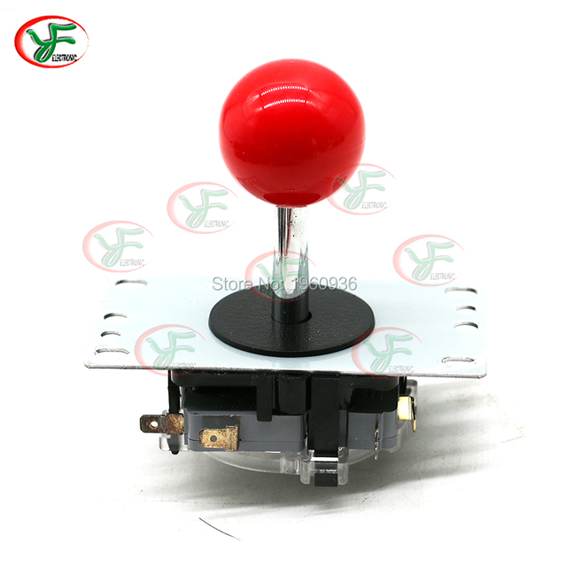 US $3 59 10% OFF Copy Sanwa Joystick 4/8 Way Arcade Joystick Roud gate For  JAMMA MANE Raspberry PI-in Coin Operated Games from Sports & Entertainment