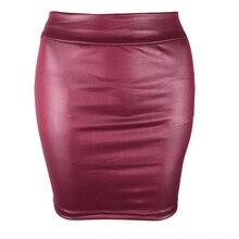 72ddb7d71 Compra women mini skirts pu faux leather y disfruta del envío ...