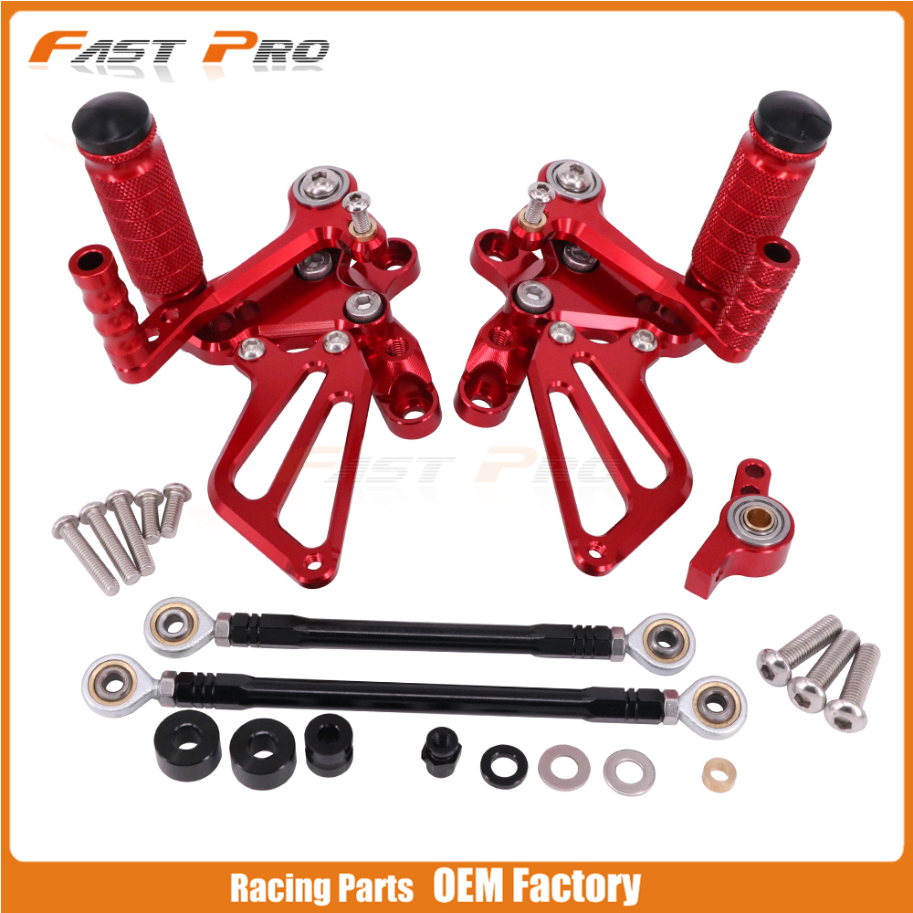 CNC Motorcycle Adjustable Billet Foot Pegs Pedals Rest For DUCATI 1098CNC Motorcycle Adjustable Billet Foot Pegs Pedals Rest For DUCATI 1098