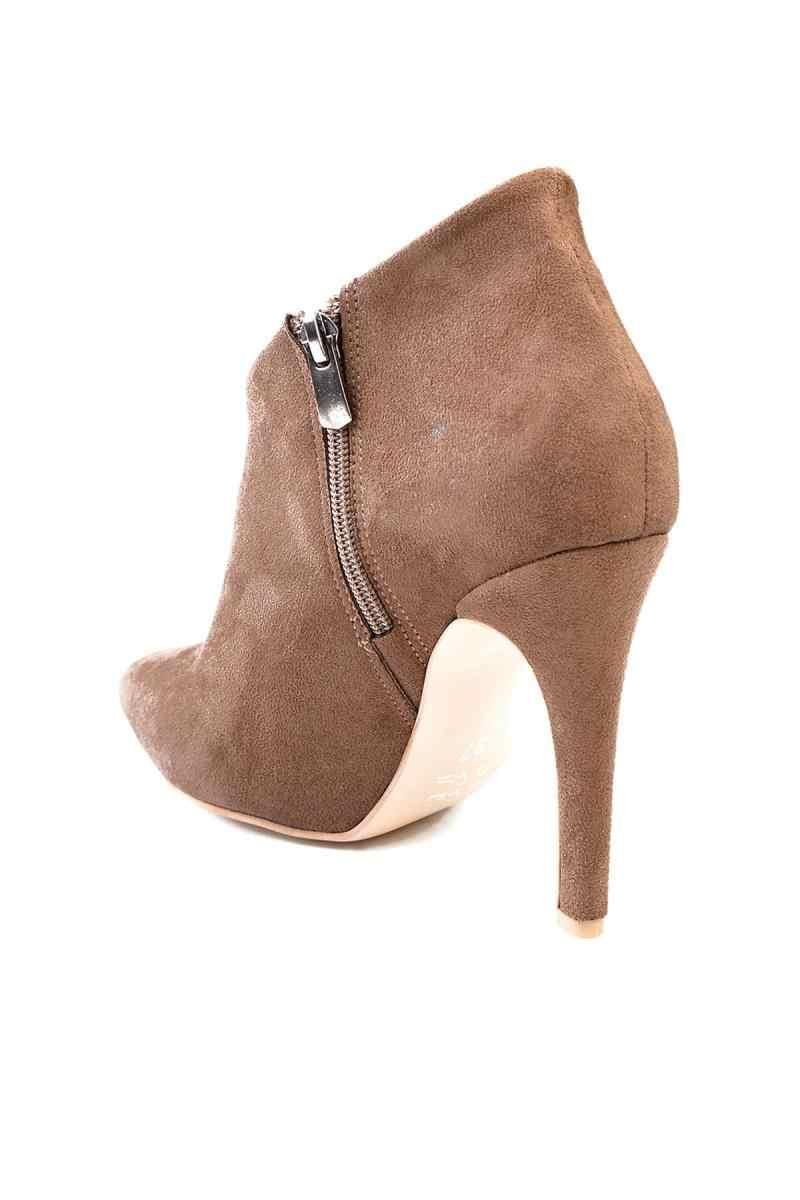 Bambi Mulheres Botas de pêlo de Camelo G0465150872