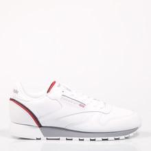 222520a90 (Se envía desde ES) REEBOK CLASSIC LEATHER Blanco Zapatillas Hombre  Deportivas Plano Leather Casual Sneakers Respirable Fashion Loafers  Original Pla.