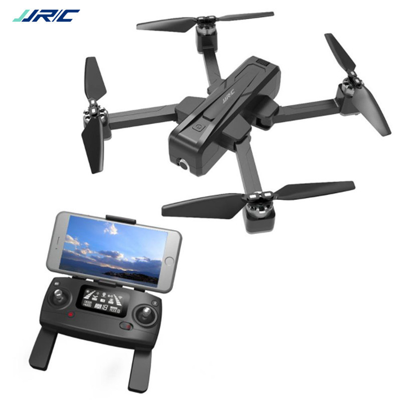 In Stock <font><b>JJRC</b></font> <font><b>X11</b></font> 5g Wifi Fpv With 2K Camera Gps 20mins Flight Time Foldable Remote Control <font><b>Drone</b></font> Quadcopter Rtf image