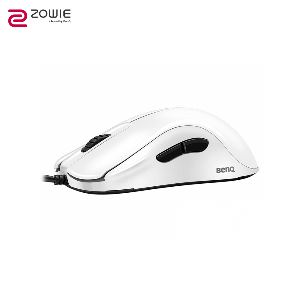 Mouse ZOWIE GEAR ZA11 WHITE 9H.N16BB.A3E computer gaming wired Peripherals Mice & Keyboards esports e blue ems618 wired gaming mouse white