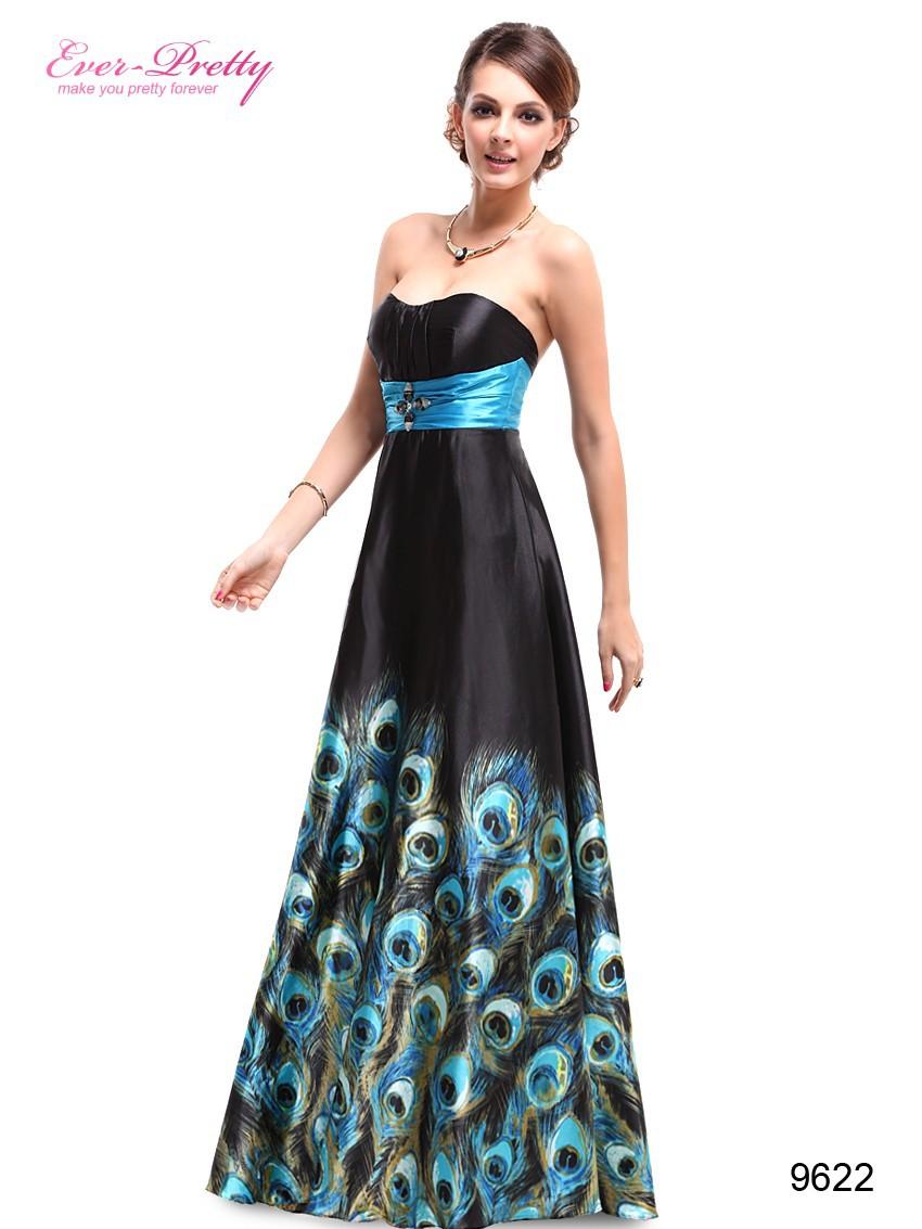 Вечернее платье 09622