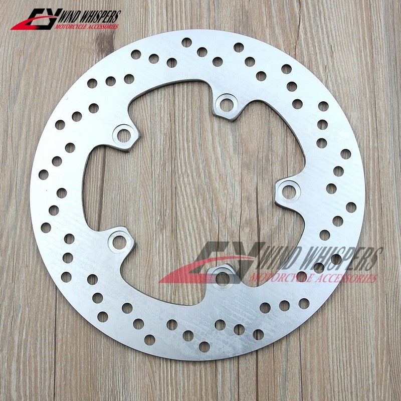 Motorcycle Parts Rear Brake Disc Rotor For Suzuki AN650 2004 2005 2006 2007 2008 2009 2010