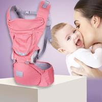 Multifunctional Newborn Kangaroos Hipseat Baby Carrier Infant Front Facing Prevent O Type Legs Ergonomic Sling Backpacks for Mom