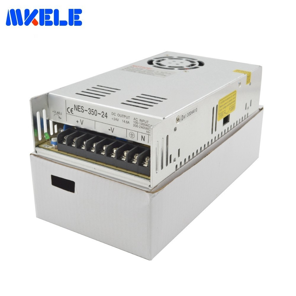 цена на Universal Input Voltage 7.5V Switching Power Supply Single Output 350W CE NES-350-7.5 AC-DC 1-Year Warranty High Quality