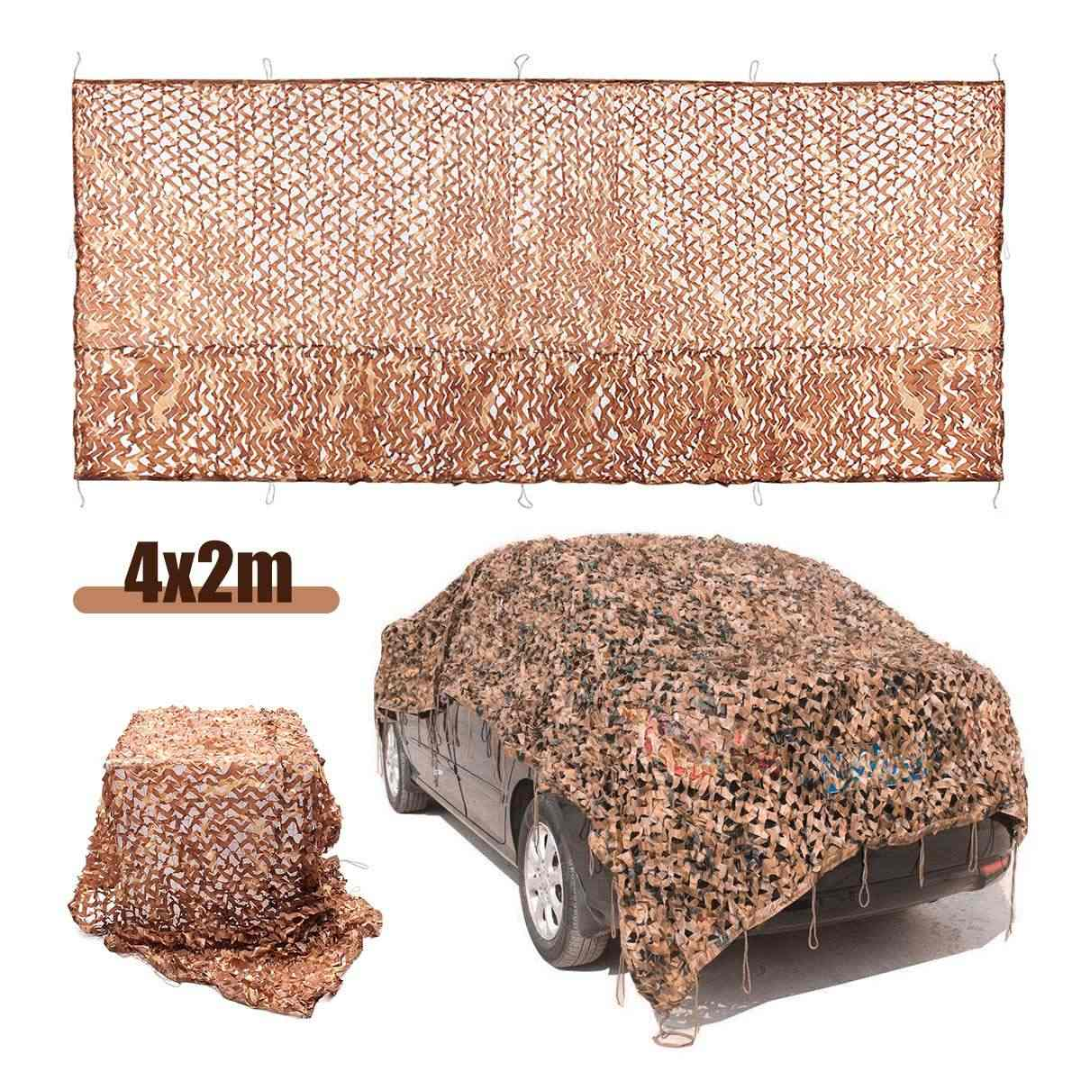 Detail Feedback Questions About 4mx2m Desert Camouflage Net Hunting