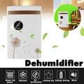 2.5L Huis Ontvochtiger Lucht Droger Vochtvanger Elektrische Koeling Droger Met Water Volledige Alarm voor Thuis Slaapkamer Keuken Kantoor