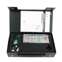 CENTER 309 Protable Digital Industrial Thermocouple Thermometer (K Type/Four Channels/Datalogger/PC Interface)